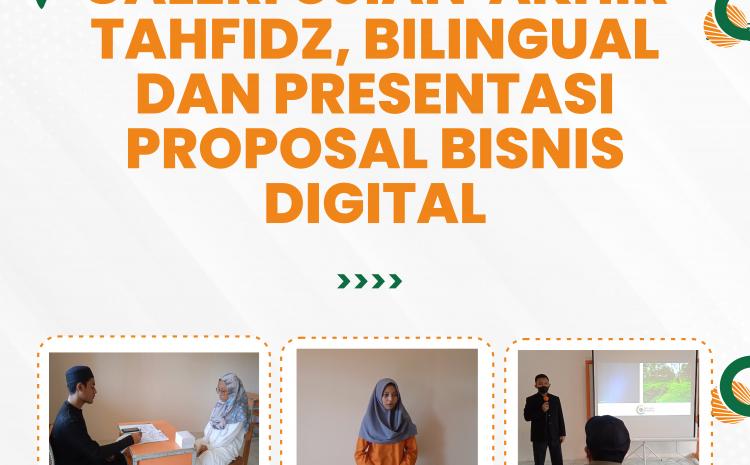 Ujian Khas (Peminatan) SMP IPBS Tunas Bangsa Banjarnegara